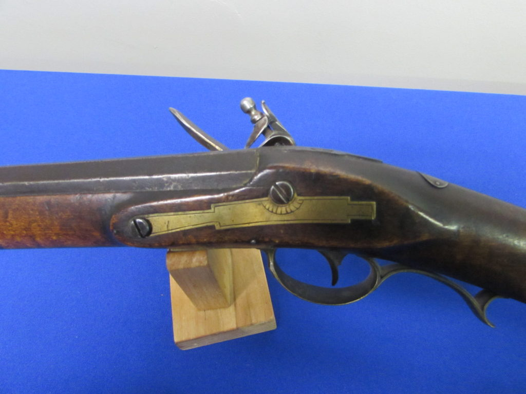 George Tryon Trade Rifle