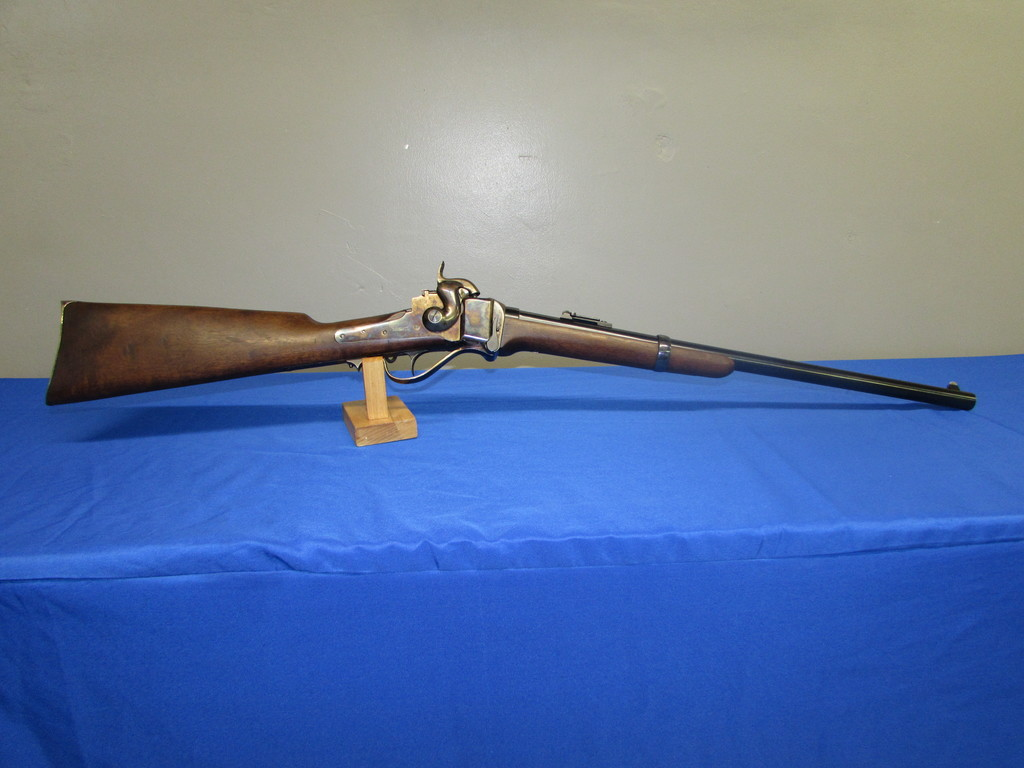 Garrett Arms Copy of 1863 Sharps Carbine