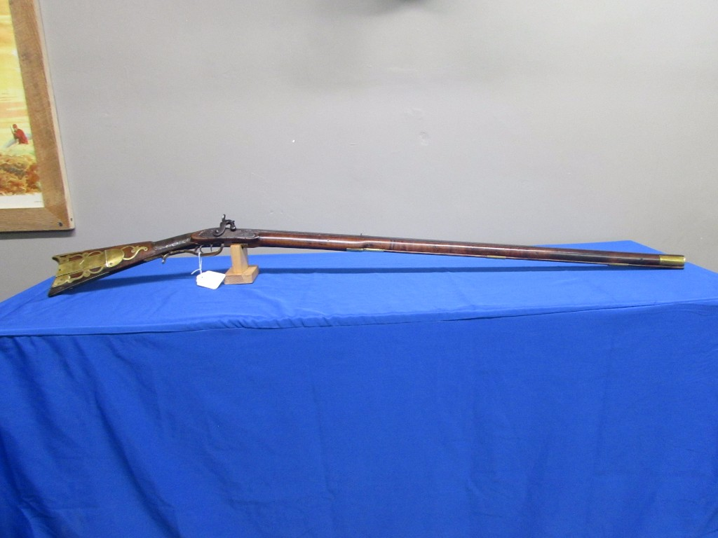 George Slonaker Signed Bedford County Rifle