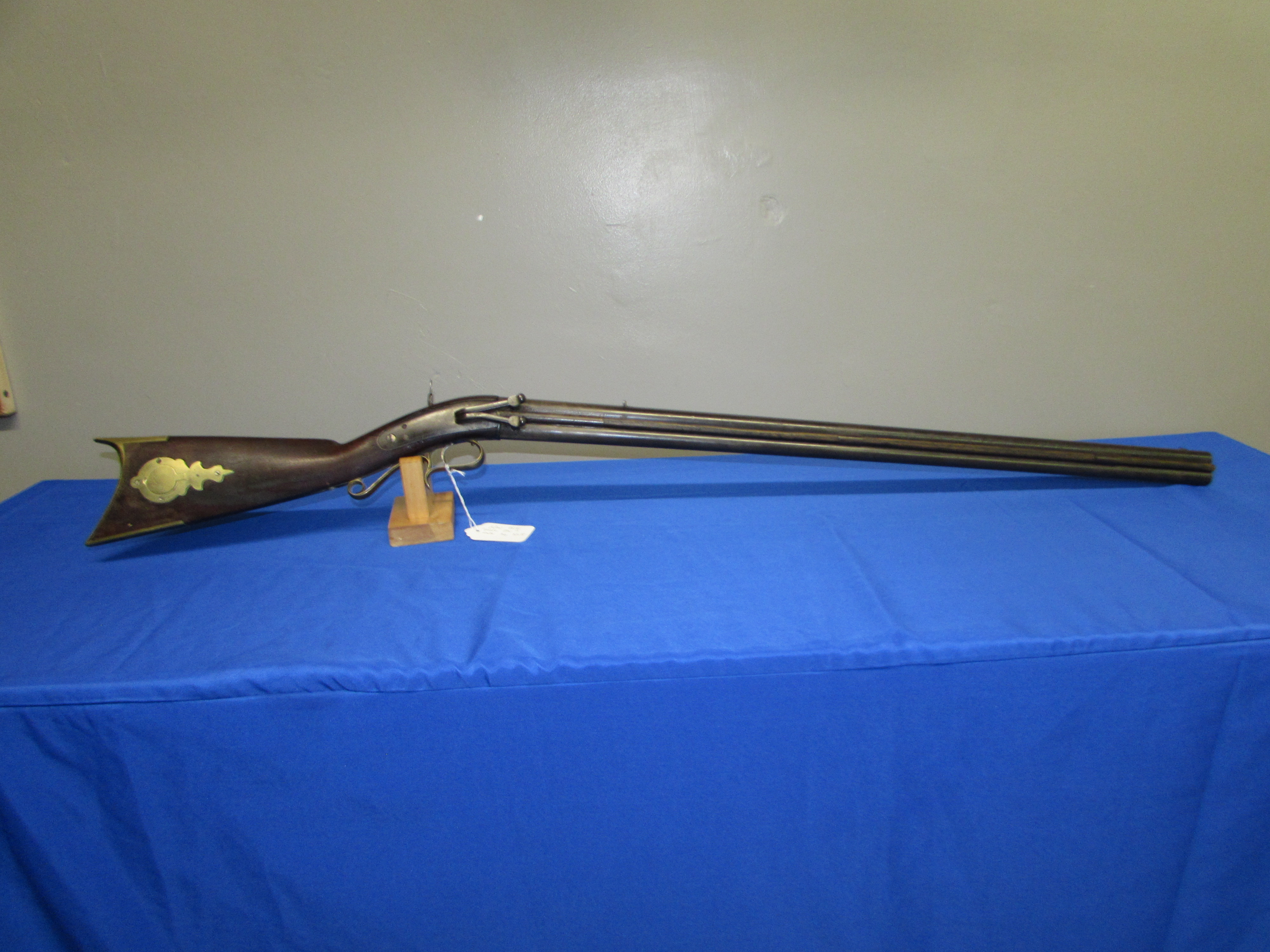 "New York Style ""Mule Ear"" Combination Rifle"
