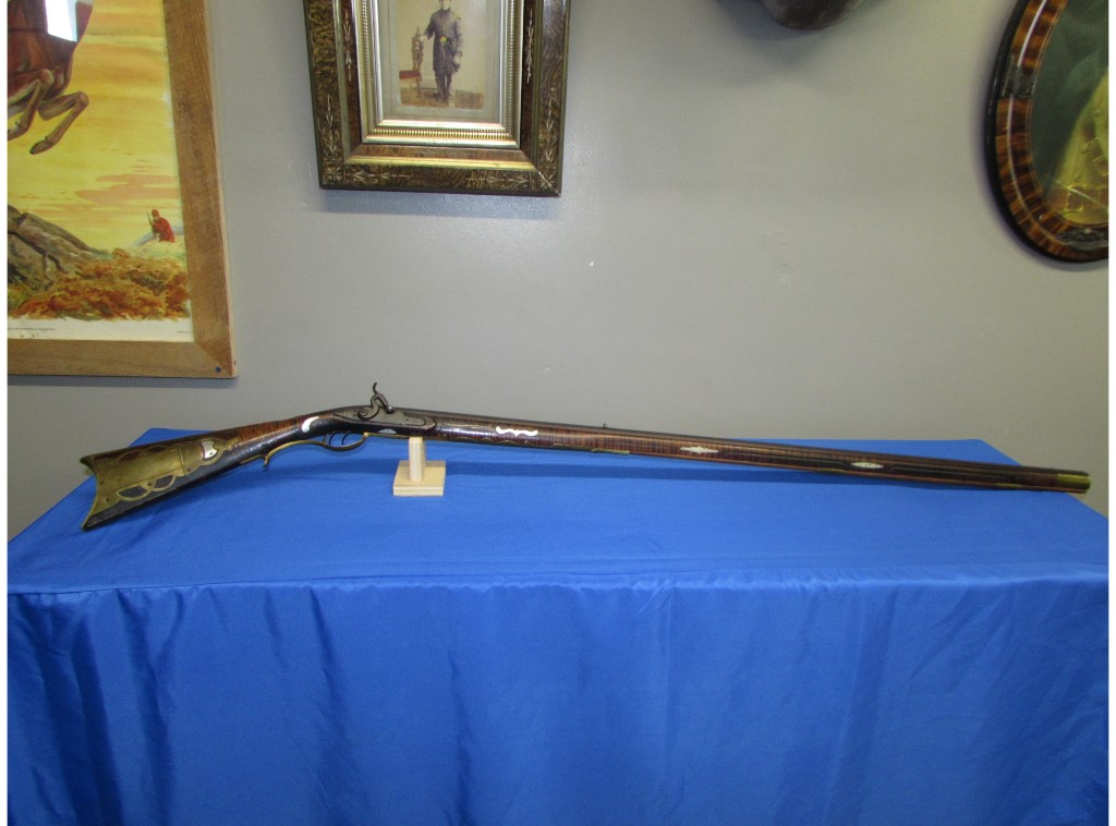 SIGNED JACOB STOUDNOUR BEDFORD COUNTY RIFLE