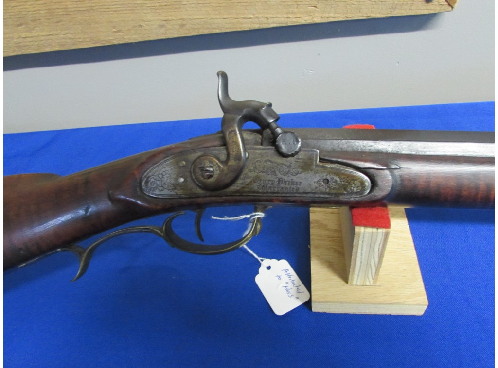 Rifle attributed to
