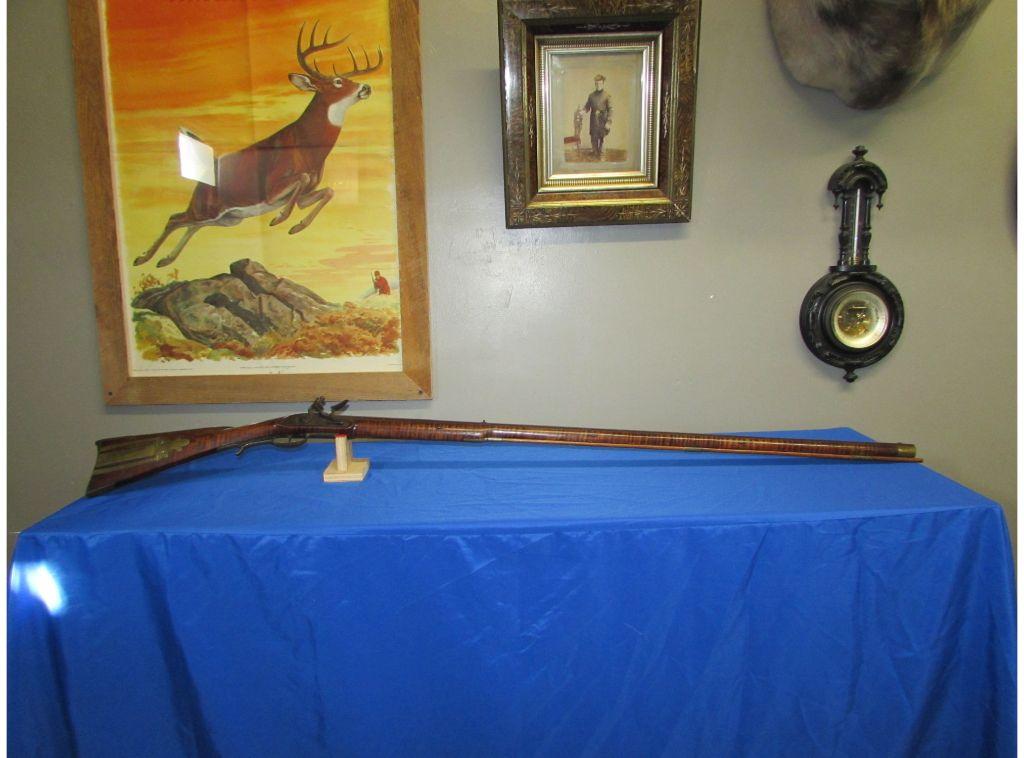 J. Dickert Rifle