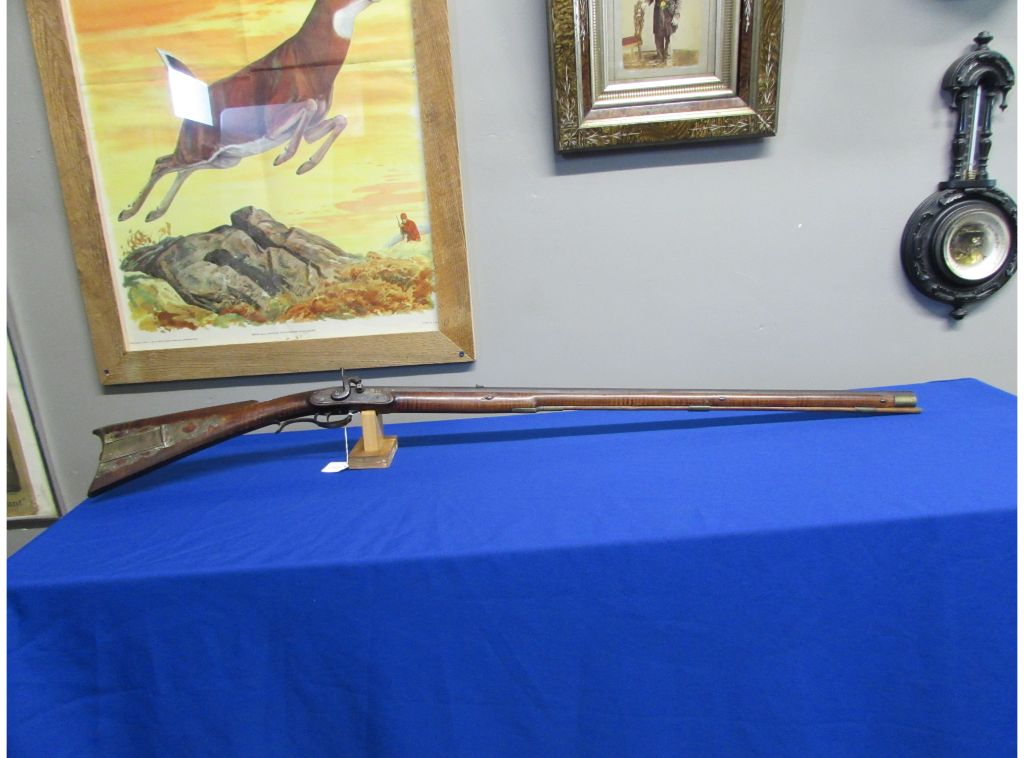 Attributed Young Family Rifle